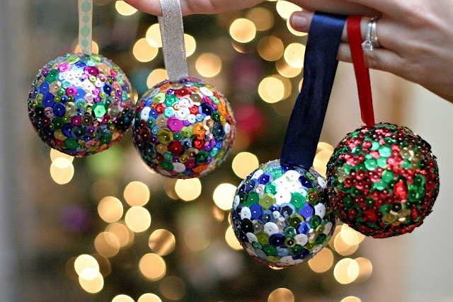 "A ""Make Your Own Ornament"" Party Ornaments ideas"