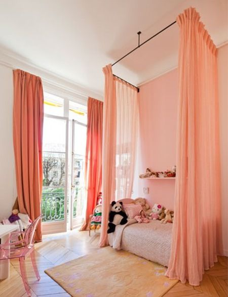 i have always wanted curtains aroun
