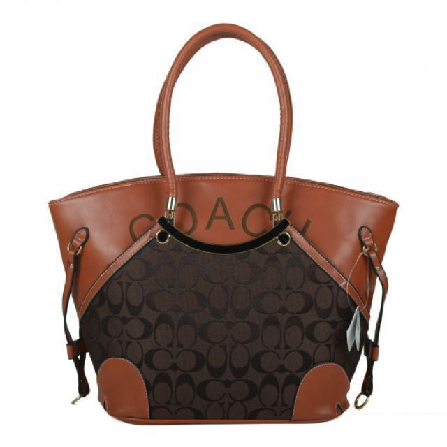 Coach – Madison Leather Lin