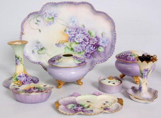 1380 Best Images About Antique Vanity And Dresser Sets On Pinterest Antiques Dresser Sets And