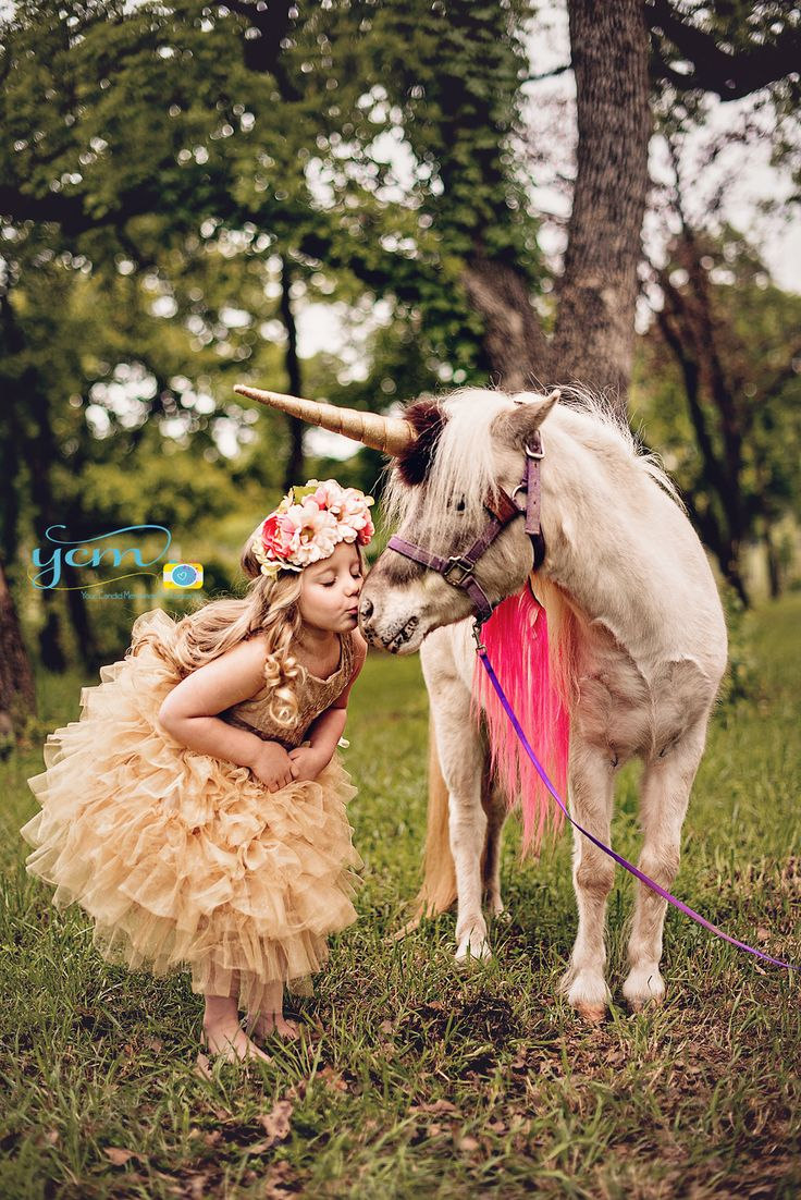 Unicorn Mini Session Your Candid Memories Photography