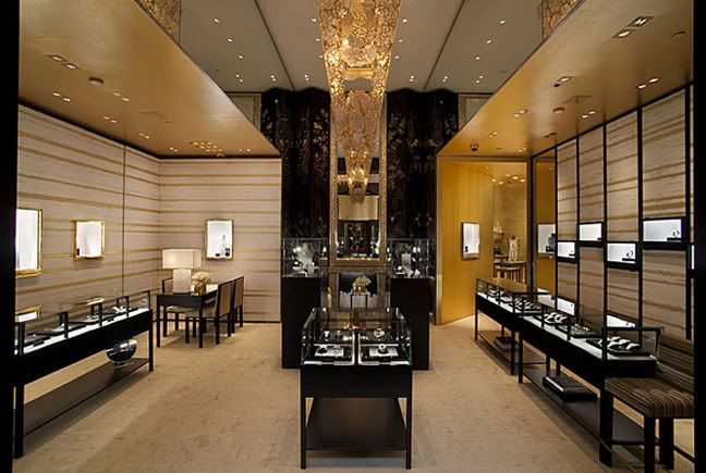 Chanel Ultra Luxe Boutique Fine Jewelry Salon Retailing