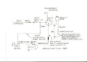 honda gx200 electric start wiring  Google Search | GX270