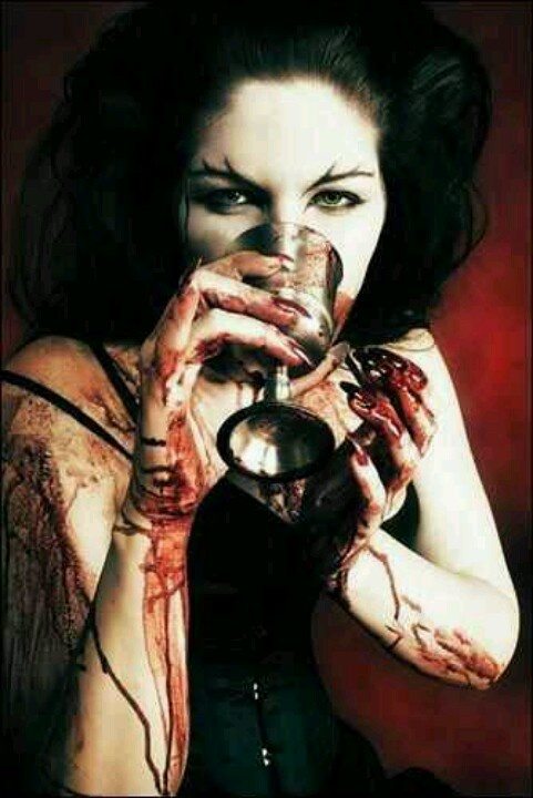Queen Bathed Blood