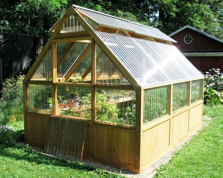 DIY Greenhouse Plans and Greenhouse Kits Lexan