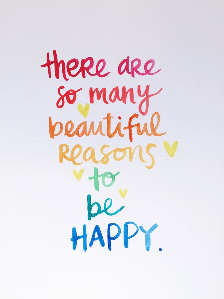 Amy Tangerine | Many reasons to be happy
