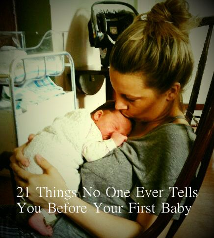 Framing Cali: 21 Things That No One Ever Tells You Before Your First Baby…Wish I had this list before I gave birth!