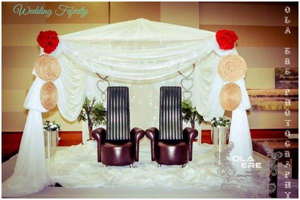 19 best Nigerian Wedding Decor images on Pinterest