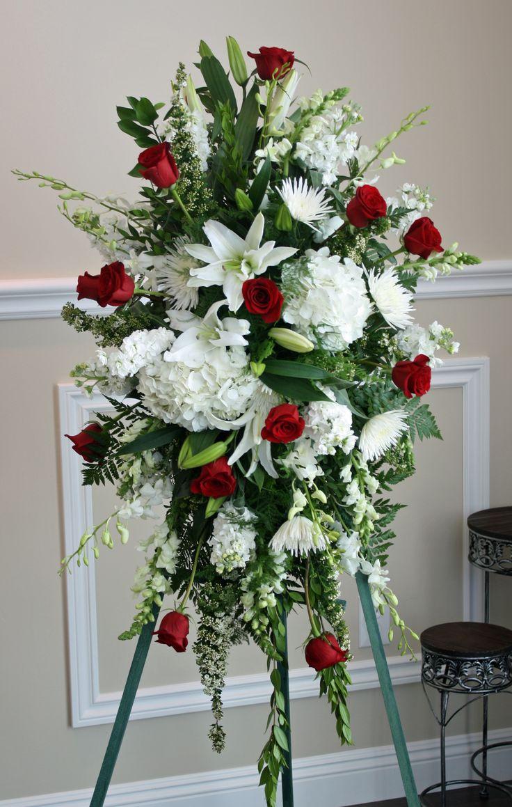 Sympathy Flowers Funeral Flower Arrangements Unique