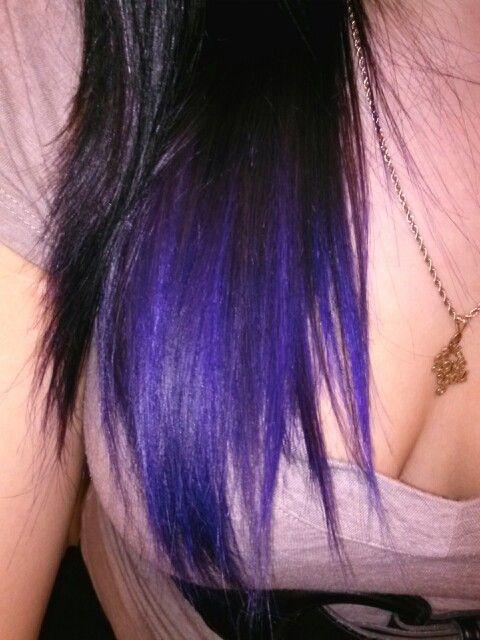 My Purple Hair Joico Color Intensity Indigo Hairstyles