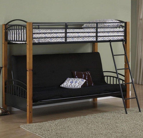 Sofa Bunk Bed Combo Space Savers Pinterest Bed Sofa