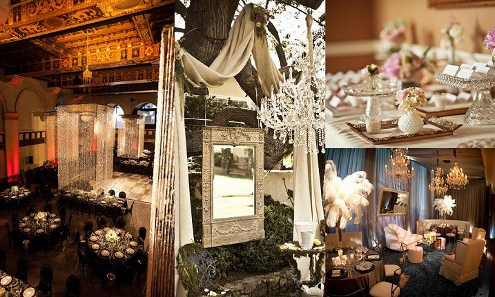 17 Best Images About Hollywood Glam Wedding Ideas On