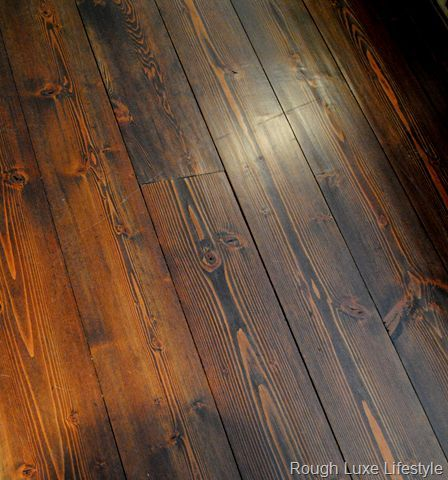 Southern Yellow Pine Floor This Is My New Floor