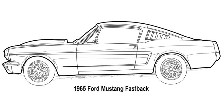 Mustang 65 Drawing Buscar Con Google S ART Pinterest Search Drawings And Mustangs