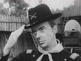 Ken Berry. F Troop. Wilton Parmenter | Childhood Crushes | Pinterest