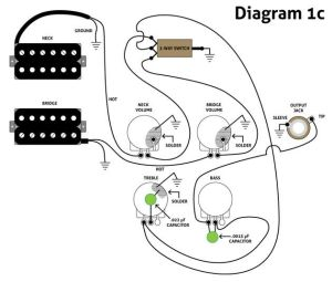 Three MustTry Guitar Wiring Mods | Premier Guitar Want to try the separate treble and bass tone