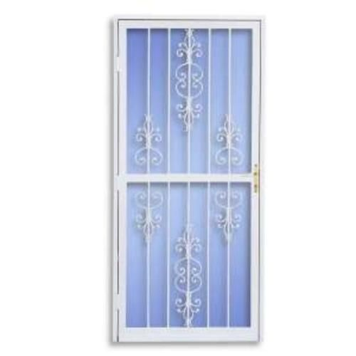 American White Fullview Security Storm Amp Screen Door 36 Quot X