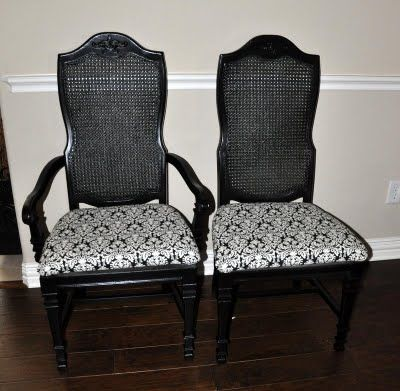 25 Best Cane Back Chairs Ideas On Pinterest How To