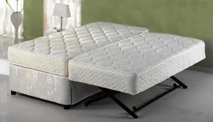 Pop UpTrundleBed Trundle Bed Day Bed By Day And Twin