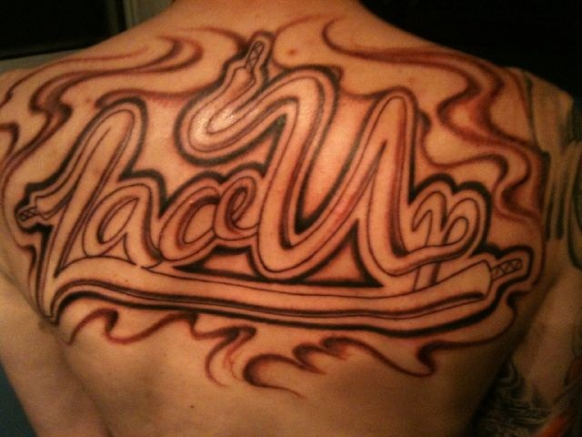 Lace Up Tattoo Mac Miller MGK Tattoo Ideas Pinterest Lace Back Photos And Photos