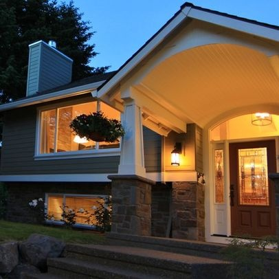 Craftsman Style Porch Design Ideas Pictures Remodel And