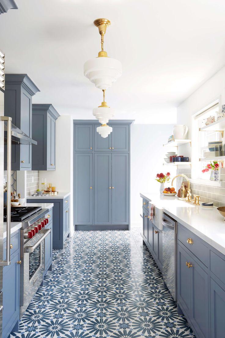 Kitchen Designs Long Narrow Kitchens