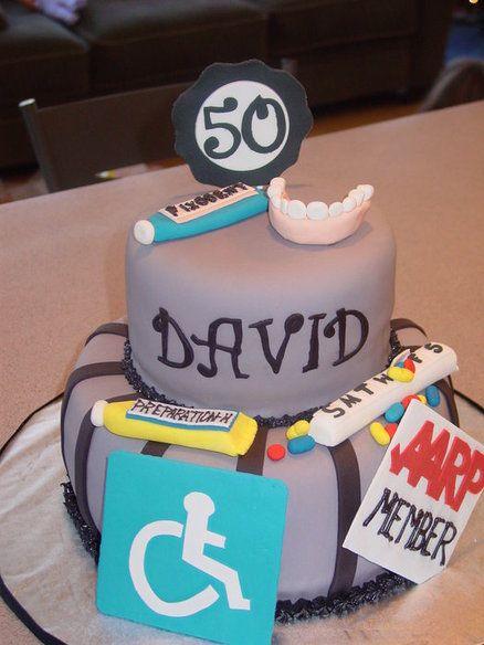 50th Birthday Cake By Sara S Cake House Cakesdecor Com