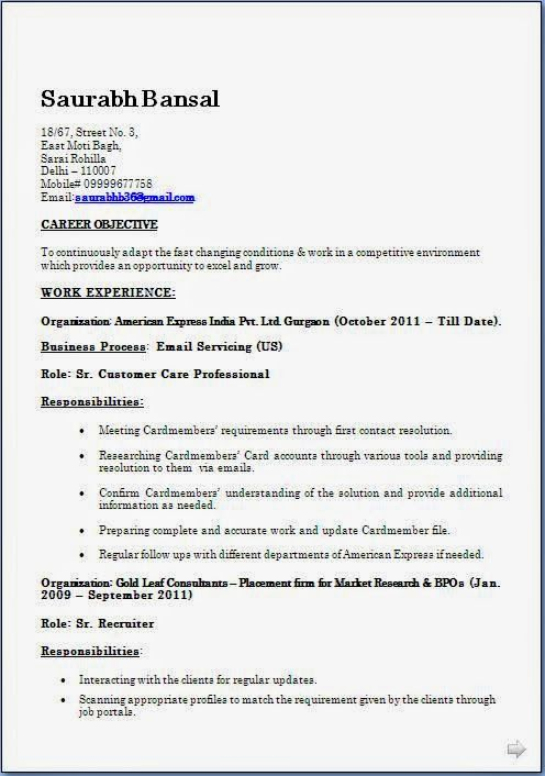 biodata format for job in word resume format for word accountant