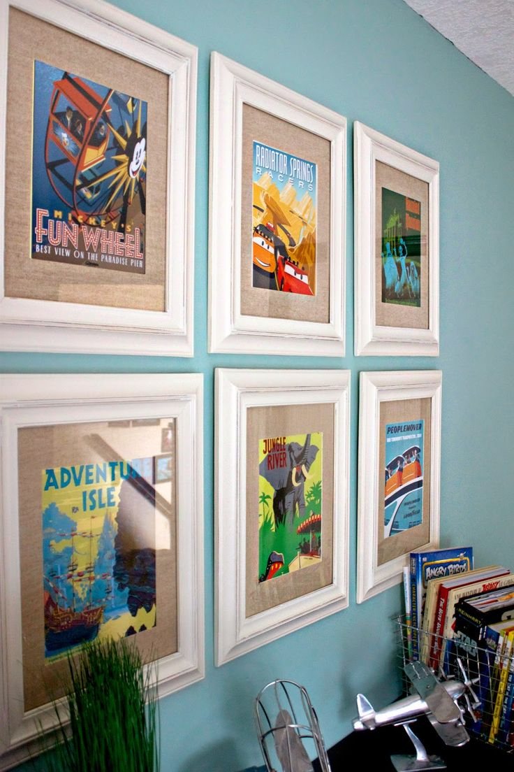 Disney California Adventure Themed Room Disney Posters Disney And Canvas Background
