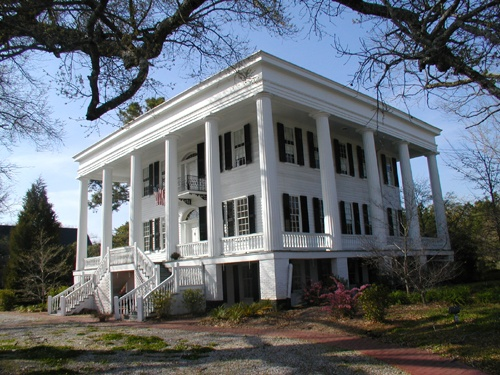 Washington Ga...some of the most beautiful historic homes