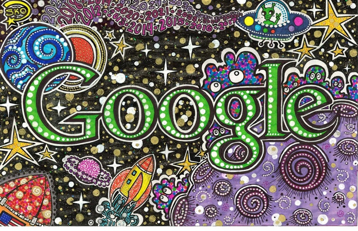 Go vote for your Google Doodle voting is by categories