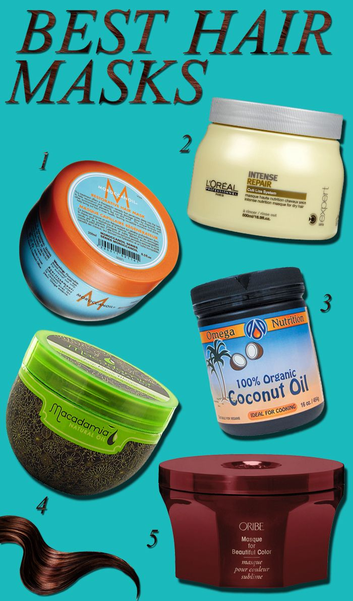 Our Favourite Hair Masks We list the best hair masks to