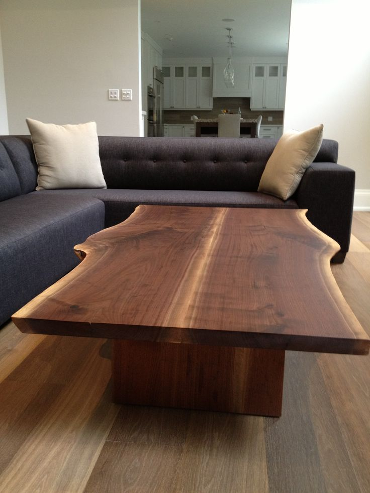10 Images About Coffee Tables Live Edge Wood On