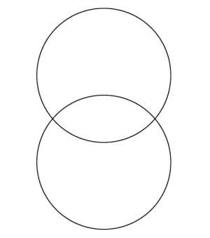 25 Best Ideas about Blank Venn Diagram on Pinterest | Venn diagram questions, Venn diagram