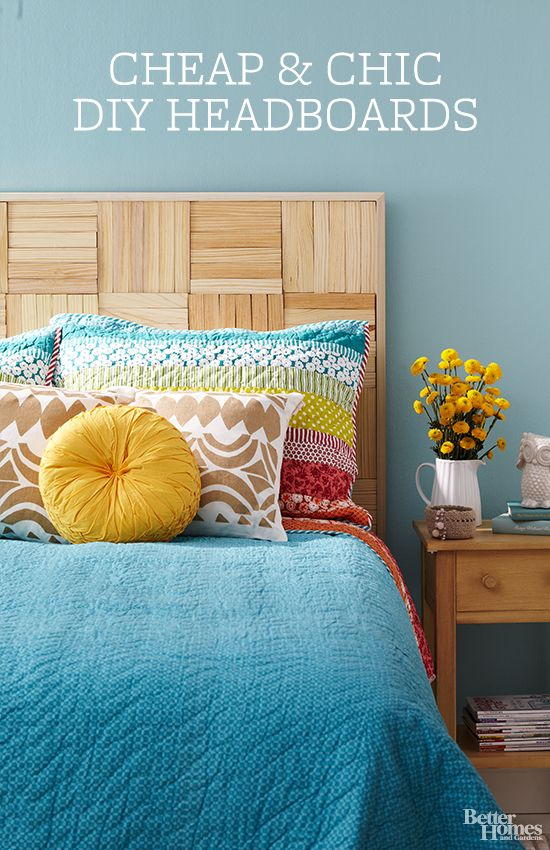 Bed Headboard Ideas WoodWorking Projects Amp Plans