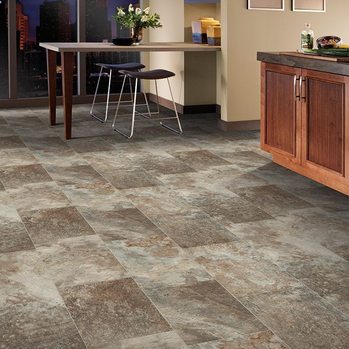Colorado LVS, a bold slate look in a modernist rectangular