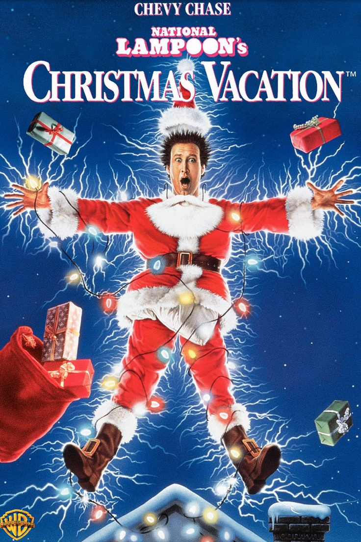 National Lampoon's Christmas Vacation (1989) Chevy Chase