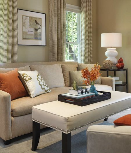 new living room decorating ideas tan couch