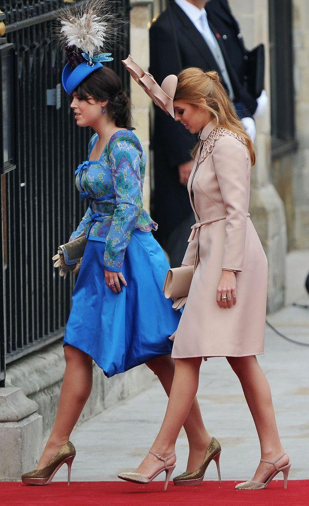 Princess Eugenie Photos Photos Royal Wedding Arrivals