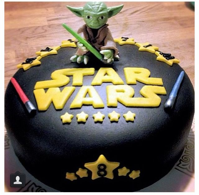 Star Wars Cake Food Drinks Pinterest I Love