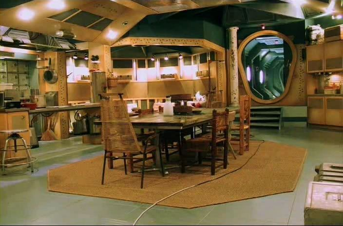 Firefly Common Serenity Space Cowboy Kitchen Rooms