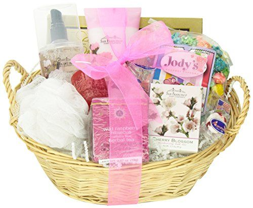 1000+ Ideas About Spa Gift Baskets On Pinterest