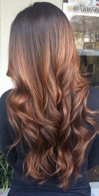 Honey Brown Ombr Fusion Faves Ombre Pinterest