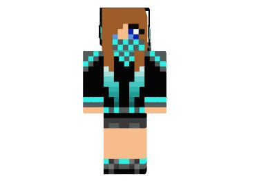 Minecraft Skins For Girls Nova Skins Wwwimg39minecraftnetSkinCool Girl With