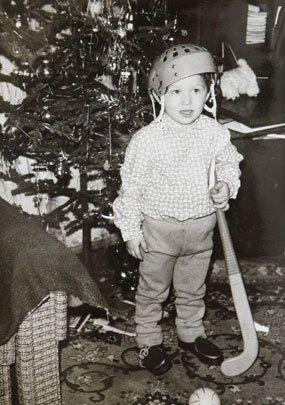 Alexander Ovechkin NHL Players As Kids Pinterest