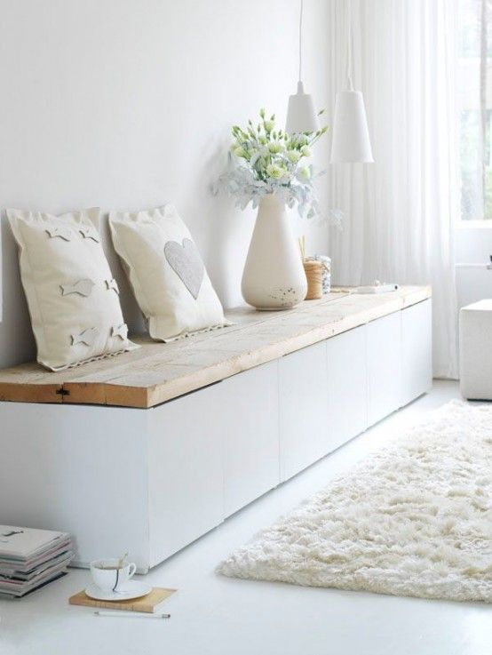 Ikea Besta Storage System Is Tidy And Stylish Way To Organize All The Stuff Of Your Living Room Choose From Various Combinations In This Post