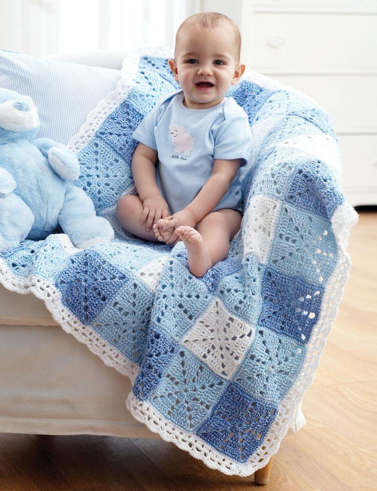 Gingham Blanket Crochet Time Pinterest Blanket