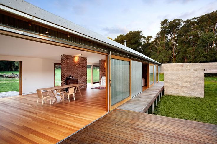 Award Winning Architecture Quot Wool Shed Designed To Blend