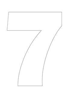 Best 10 Number 7 Ideas On Pinterest