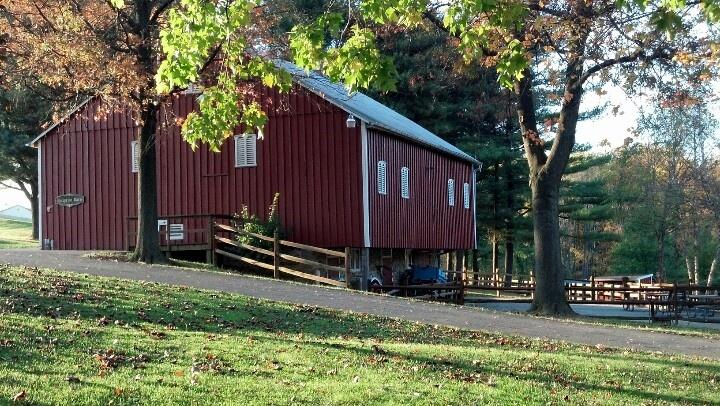 Carroll County Farm Museum Westminster Maryland Barn